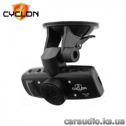 CYCLON DVR-105FHD GPS фото