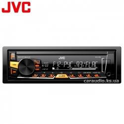 JVC KD-X125 фото