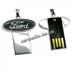 Автобрелок Ford 16GB фото