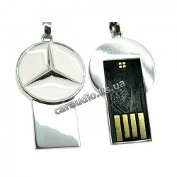 Автобрелок Mercedes 8GB фото