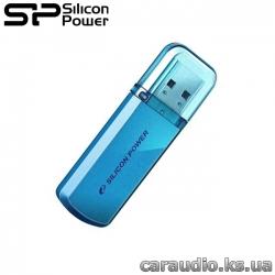 Silicon Power Helios 101 8GB blue (SP008GBUF2101V1B) фото