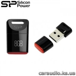Silicon Power Touch T06 8GB Black (SP008GBUF2T06V1K)
