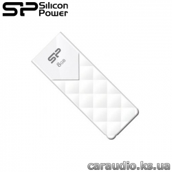 Silicon Power Ultima U03 8GB Snowy White (SP008GBUF2U03V1W) фото