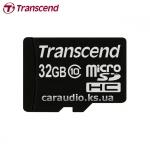 Transcend 32 GB microSDHC class 10