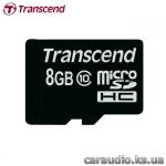 Transcend 8 GB microSDHC class 10
