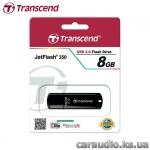 Transcend JetFlash 350 8GB (TS8GJF350)