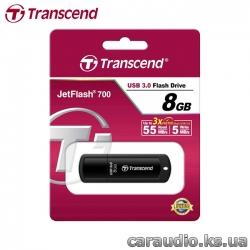 Transcend JetFlash 700 8GB (TS8GJF700) фото