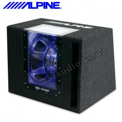 Alpine SBG-1244BP фото
