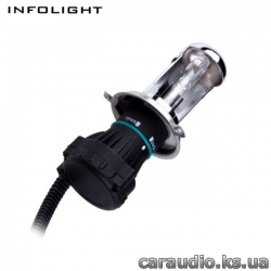Биксеноновая лампа Infolight фото