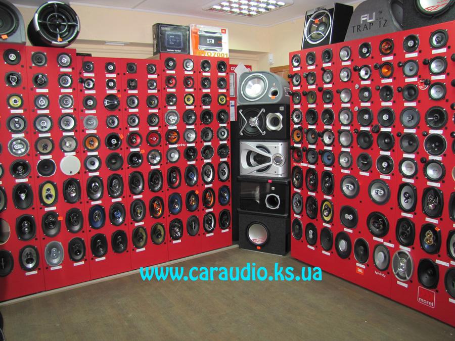 Большой выбор авто акустики - Автозвук, Херсон, Украина (магазин)