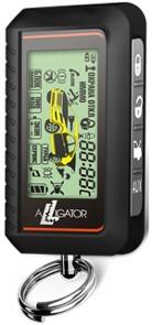 Автосигнализация Alligator SP-30 тест